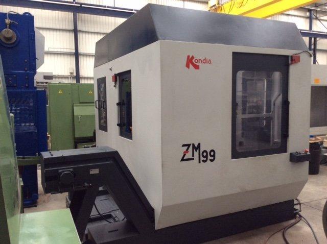 Centro de Mecanizado Vertical Paletizado Kondia ZM 99