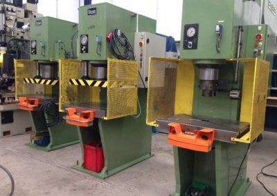 Hydraulic press LIZUAN PE-I -100tn