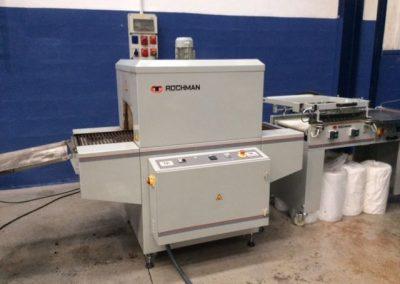 Shrink machine  Rochman-TR45-90H250