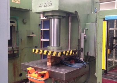 Hydraulic Press  Loire-PCU-100