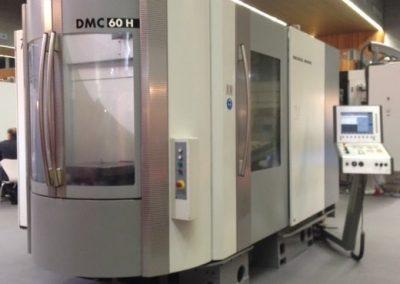 Centro de Mecanizado Horizontal Deckel Maho – DMC 60 H