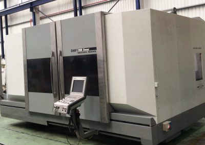 Centro mecanizado vertical DECKEL MAHO DMF 250 LINEAR