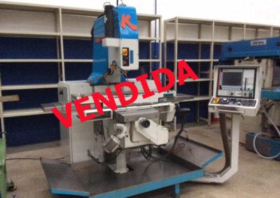 Fresadora Cnc KONDIA K-600