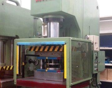 Hydraulic press MHG-LE-1S