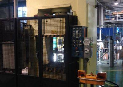 Prensa Hidraulica LOIRE SAFE E-100 LABC