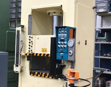 Hydraulic Press  LOIRE SAFE E-100 LABC