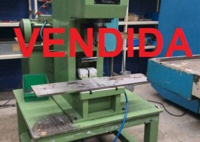 Prensa hidraulica AGME 10tn