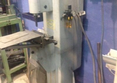 Impact pneumatic press  RYME