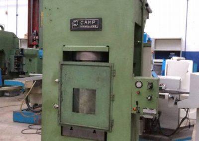 Hydraulic double column press CAMP 250TN