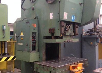 Prensa mecanica ARISA G 160 RSF