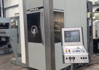 Centro de mecanizado vertical DECKEL MAHO DMU 50 EVO LINEAR