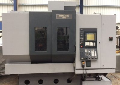 Vertical machining center  MORI SEIKI VS 60