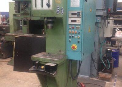 Hydraulic press AGME P.H.A. 10