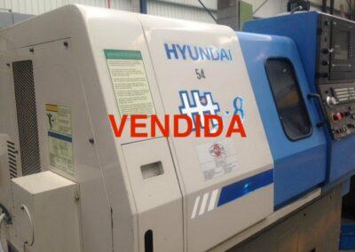Torno cnc HYUNDAI HIT-8