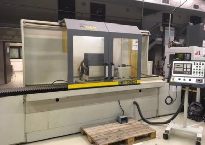 Rectificadora cilindrica exteriores  GER C 1000 CNC