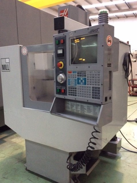 Centro de mecanizado vertical HAAS MINI MILL HE