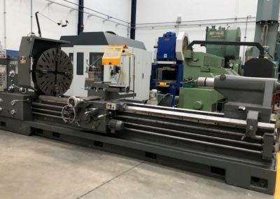 Paralell conventional lathe  GEMINIS 1000 A