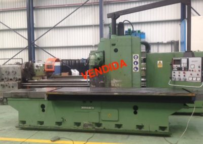 Bed type milling machine ZAYER 3000 BF-3