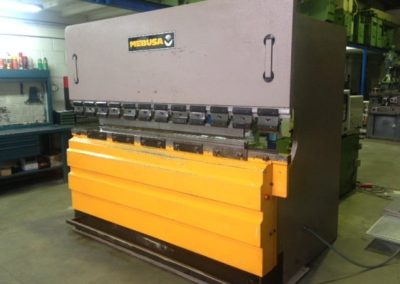 Press brake MEBUSA 90-25