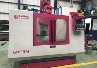 Cnc milling machine  LAGUN GNC 5M