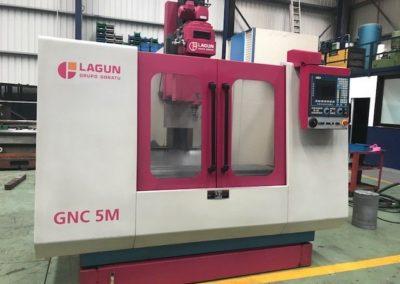 Fresadora cnc  LAGUN GNC 5M