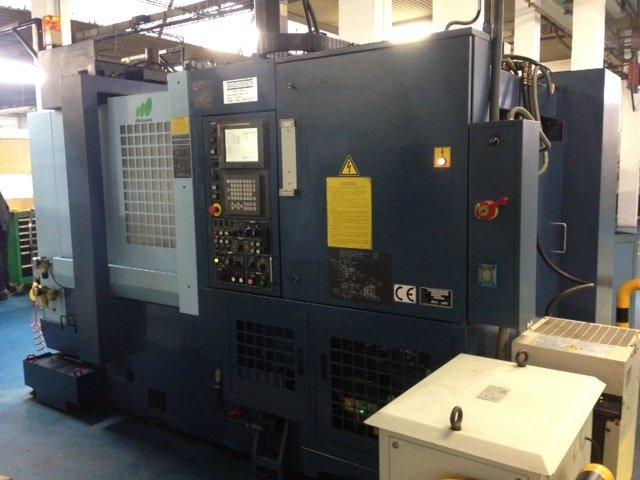 Centro de mecanizado horizontal paletizado MATSUURA ES-450 H2
