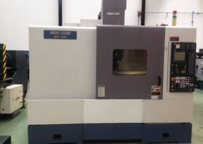 Vertical machining center  MORI SEIKI MV 50 E