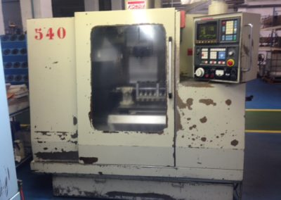 Vertical machining center KONDIA B 500