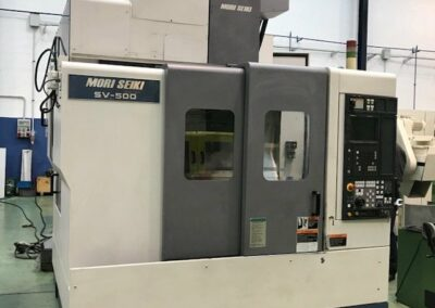 Vertical machining center MORI SEIKI SV 500/50