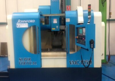 Vertical machining center JOHNFORD VMC 1050