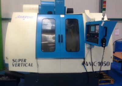 Vertical machining center JOHNFORD VMC-1050