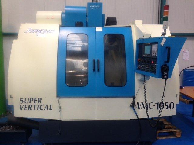 Centro de mecanizado vertical JOHNFORD VMC-1050