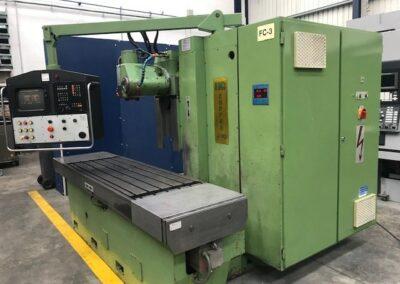 Cnc milling machine CORREA A-10