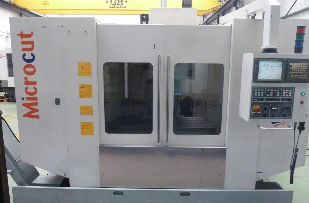 Vertical machining center MICROCUT CHALLENGER VMC 1300  cnc FANUC