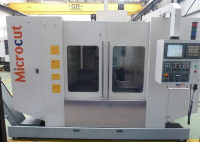 Vertical machining center MICROCUT CHALLENGER VMC 1300  cnc FANUC
