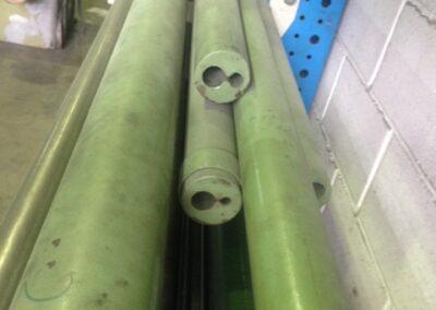 Bar tubes