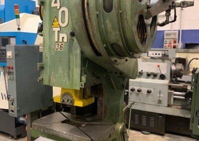 Prensa mecánica RIBA BPE 40 EFM