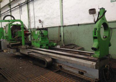 Torno paralelo GEMINIS CNC 1400  control FAGOR