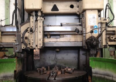 Conventional vertical lathe TOS SK 16