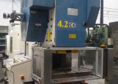 Prensa mecanica DELTECO PE- 63