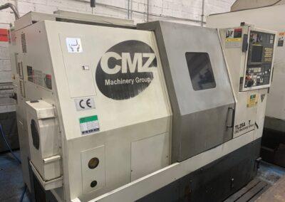Torno cnc CMZ TL 25 A control FANUC 18i TB