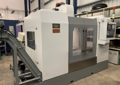 Vertical machining center FIRST MCV- 100