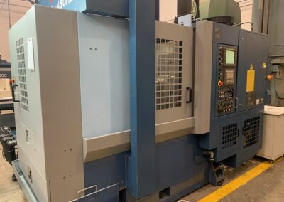 Palletized horizontal machining center MATSUURA ES-450 H2