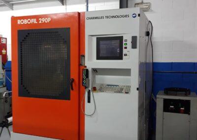 EDM WIRE MACHINE  CHARMILLES ROBOFIL 290 P