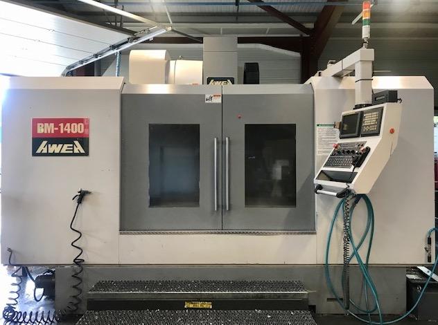 Centro de mecanizado AWEA BM 1400