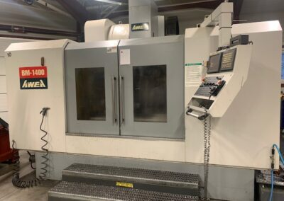 Machining center  AWEA BM 1400