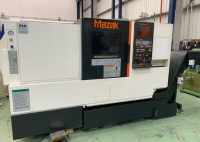 Cnc lathe MAZAK QUICK TURN SMART 250 M
