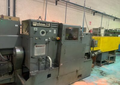 Multispindle lathe WICKMAN 1″ 6 S